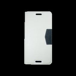 HTC Desire 530/630 - Preklopna torbica (47G) - bela