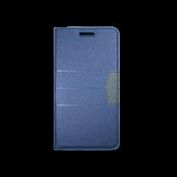 HTC Desire 825/10 Lifestyle - Preklopna torbica (47G) - modra