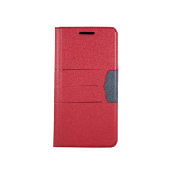 HTC Desire 825/10 Lifestyle - Preklopna torbica (47G) - rdeča