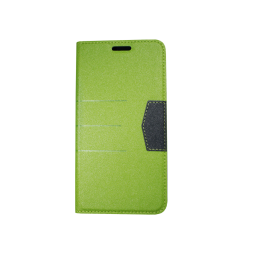 Samsung Galaxy J7 (2016) - Preklopna torbica (47G) - zelena