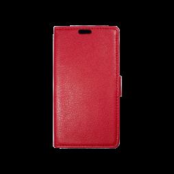 LG K4 - Preklopna torbica (WLG) - rdeča