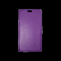 LG K4 - Preklopna torbica (WLG) - vijolična