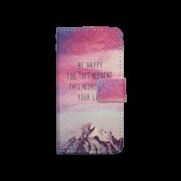 Sony Xperia Z5 Compact - Preklopna torbica (WLGP) - Happy