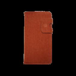 Samsung Galaxy S7 - Preklopna torbica (68GL) - svetlo rjava