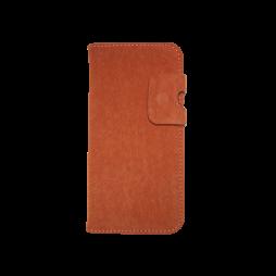 Samsung Galaxy S7 Edge - Preklopna torbica (68GL) - svetlo rjava
