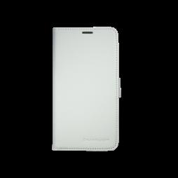 Samsung Galaxy J7 (2016) - Preklopna torbica (Book) - bela