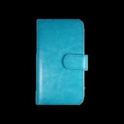 Samsung Galaxy S6 - Preklopna torbica (WLD) - modra