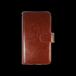 Samsung Galaxy S6 - Preklopna torbica (WLD) - rjava