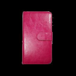 Samsung Galaxy S6 Edge Plus - Preklopna torbica (WLD) - roza