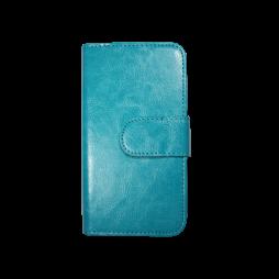 Samsung Galaxy S5/S5 Neo - Preklopna torbica (WLD) - modra