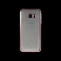 Samsung Galaxy S7 Edge - Gumiran ovitek (TPUE) - rob roza