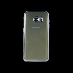 Samsung Galaxy S7 - Gumiran ovitek (TPUE) - rob črn