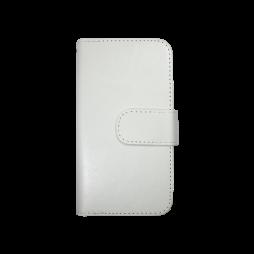 Samsung Galaxy S7 - Preklopna torbica (WLD) - bela