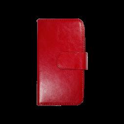 Samsung Galaxy S7 - Preklopna torbica (WLD) - rdeča