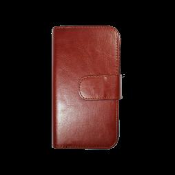 Samsung Galaxy S7 - Preklopna torbica (WLD) - rjava