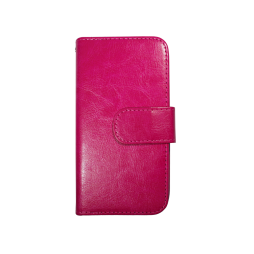 Samsung Galaxy S7 - Preklopna torbica (WLD) - roza
