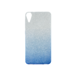 HTC Desire 825/10 Lifestyle - Gumiran ovitek (TPUB) - modra