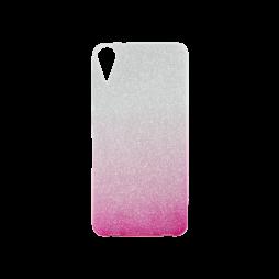 HTC Desire 825/10 Lifestyle - Gumiran ovitek (TPUB) - roza