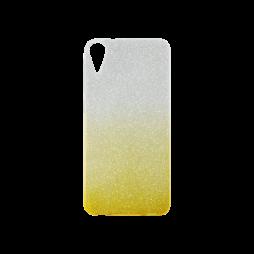 HTC Desire 825/10 Lifestyle - Gumiran ovitek (TPUB) - rumena
