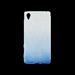 Sony Xperia X - Gumiran ovitek (TPUB) - modra