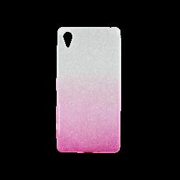 Sony Xperia X - Gumiran ovitek (TPUB) - roza