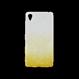 Sony Xperia X - Gumiran ovitek (TPUB) - rumena