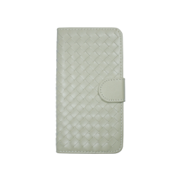 Apple iPhone 6Plus/6SPlus - Preklopna torbica (58) - bela