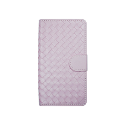 Samsung Galaxy S6 - Preklopna torbica (58) - roza