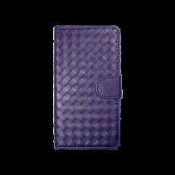 Samsung Galaxy S6 - Preklopna torbica (58) - vijolična