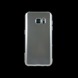 Samsung Galaxy S7 - Gumiran ovitek (TPUE) - mat srebrn