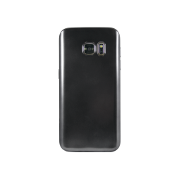 Samsung Galaxy S7 Edge - Gumiran ovitek (TPUE) - mat siv