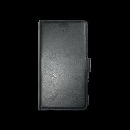 HTC 10/10 Lifestyle - Preklopna torbica (WLG) - črna