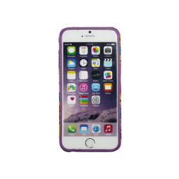Apple iPhone 6/6S - Gumiran ovitek (TPU3D) - vzorec 5