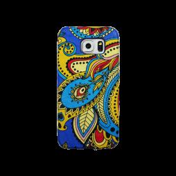 Samsung Galaxy S6 - Gumiran ovitek (TPU3D) - vzorec 3