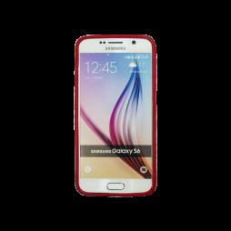 Samsung Galaxy S6 - Gumiran ovitek (TPU3D) - vzorec 4