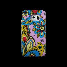 Samsung Galaxy S6 - Gumiran ovitek (TPU3D) - vzorec 5