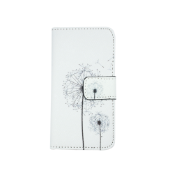 Apple iPhone 5/5S/SE - Preklopna torbica (WLGP) - Dandelion 2