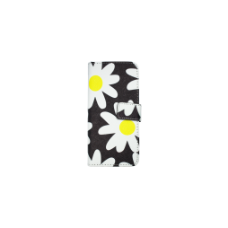 Apple iPhone 6/6S - Preklopna torbica (WLGP) - Daisy