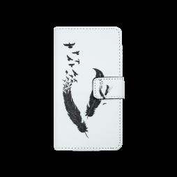 Sony Xperia Z5 Compact - Preklopna torbica (WLGP) - Feather