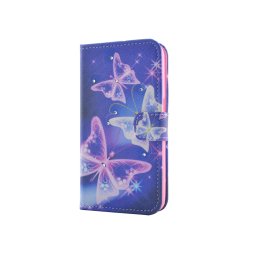 LG G5/G5 SE - Preklopna torbica (WLGP) - Magic butterfly