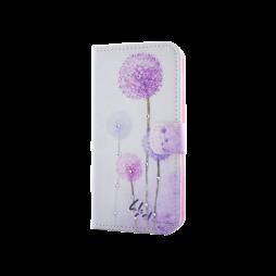 LG G5/G5 SE - Preklopna torbica (WLGP) - Purple dandelion