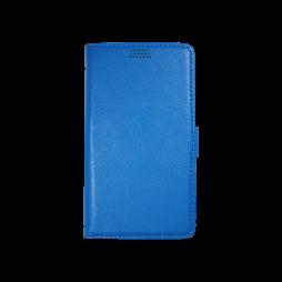 Huawei P9 - Preklopna torbica (WLG) - modra