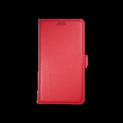 Huawei P9 - Preklopna torbica (WLG) - rdeča