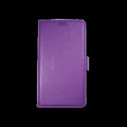 Huawei P9 - Preklopna torbica (WLG) - vijolična