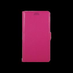 LG K8 - Preklopna torbica (WLG) - roza