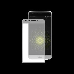 LG G5/G5 SE - Zaščitno steklo Excellence (0,33) - srebrno