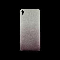 Sony Xperia XA - Gumiran ovitek (TPUB) - kavna