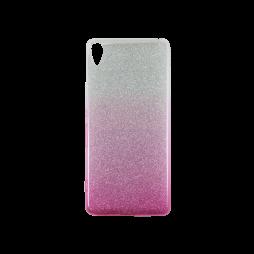 Sony Xperia XA - Gumiran ovitek (TPUB) - roza