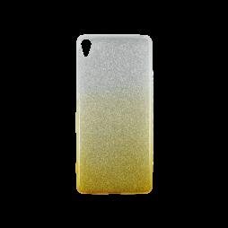 Sony Xperia XA - Gumiran ovitek (TPUB) - rumena