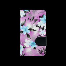 LG K4 - Preklopna torbica (64) - vijolična